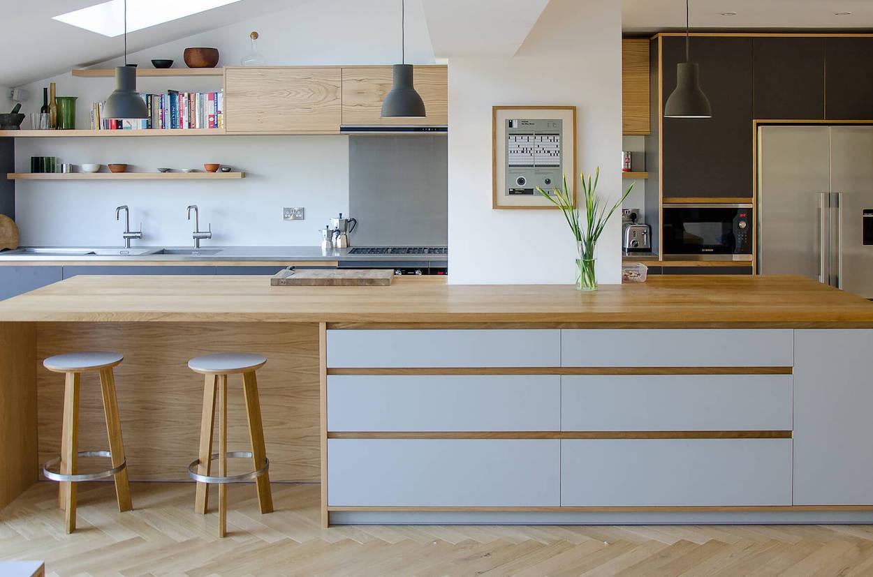 Rochlin bespoke Cromwell Road kitchen