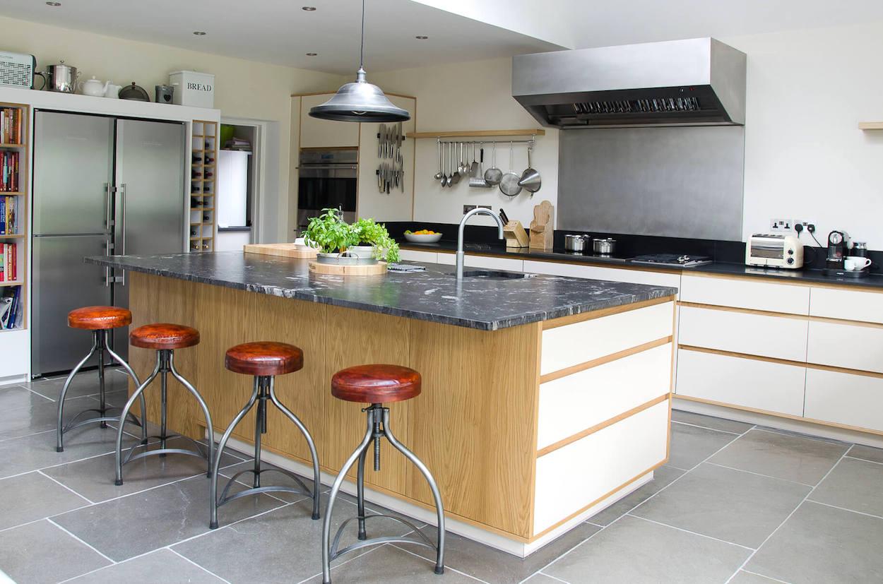 Rochlin bespoke Heath Drive kitchen