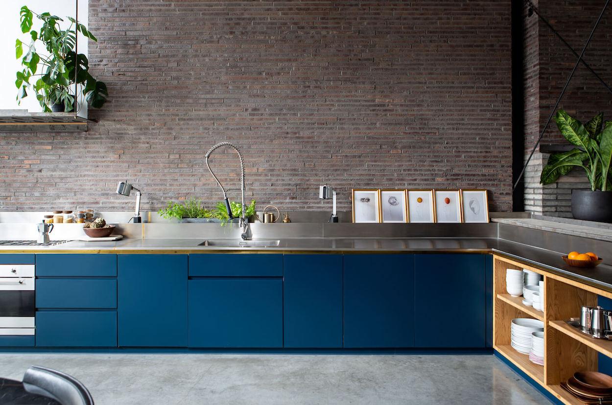 Rochlin bespoke Makers House kitchen